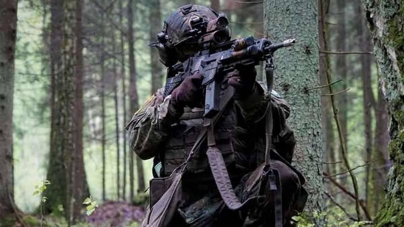 Учения НАТО: бундесвер смог отбить атаку «русских», которых имитировали литовцы