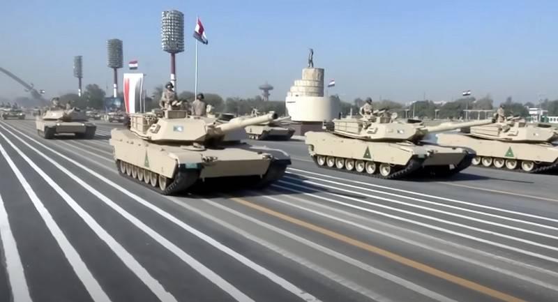 «Вероятен разворот в сторону русских»: пресса США о закупке новой техники иракскими военными