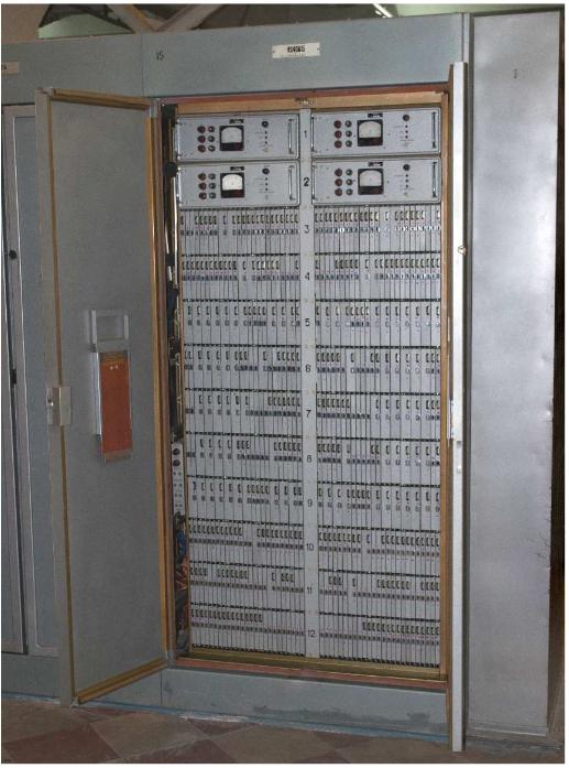 सोवियत मिसाइल रक्षा प्रणाली का जन्म। युडिट्स्की एक सुपर कंप्यूटर बनाता है