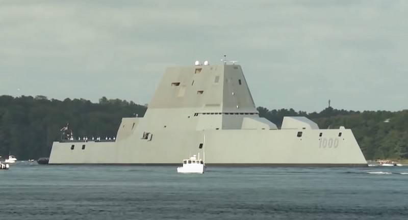 ВМС США запускают очередную программу по созданию перспективного эсминца
