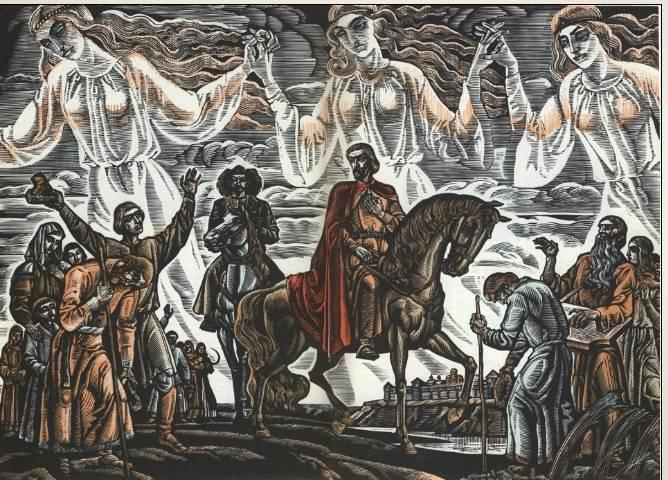 A Rússia pré-mongol nas baladas de A. K. Tolstoy