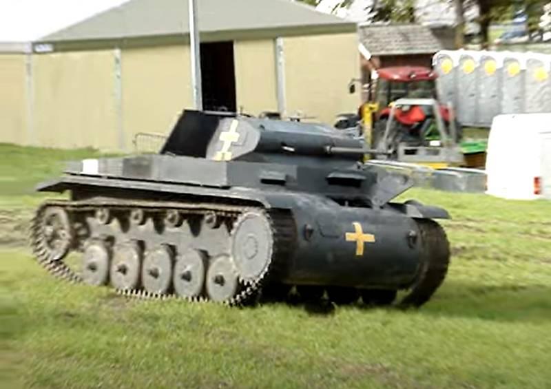 "Wehrmacht'ın hafif ""ikisi"": Panzerkampfwagen II tankı hakkında"