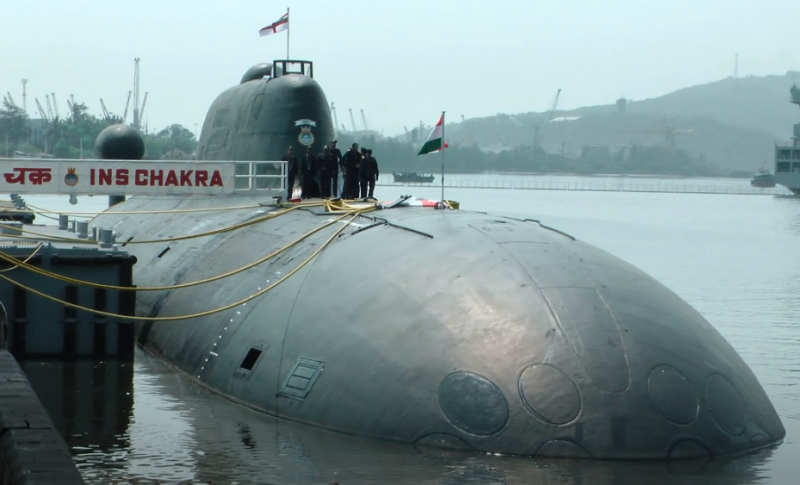 The TASS news agency has canceled the news of the explosion on board the rented Indian Navy Nerpa nuclear submarine of project 971