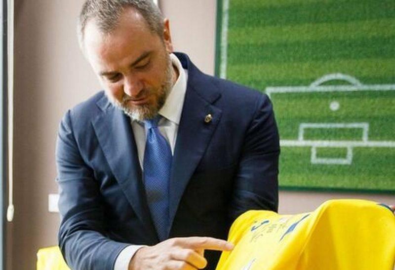 Националистический лозунг Героям слава получил официальный статус Украинской ассоциации футбола