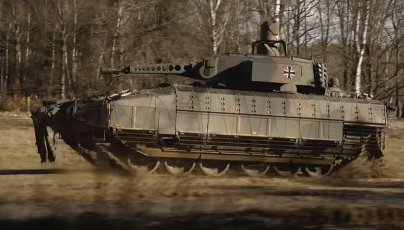 Самая современная БМП в мире: бундесвер о новом поколении бронемашин Пума