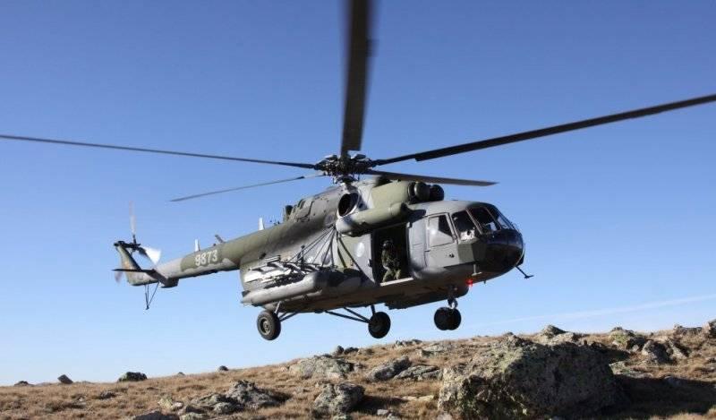 «Это основа транспортной авиации страны»: в Чехии прокомментировали слова о «непригодности» вертолётов Ми