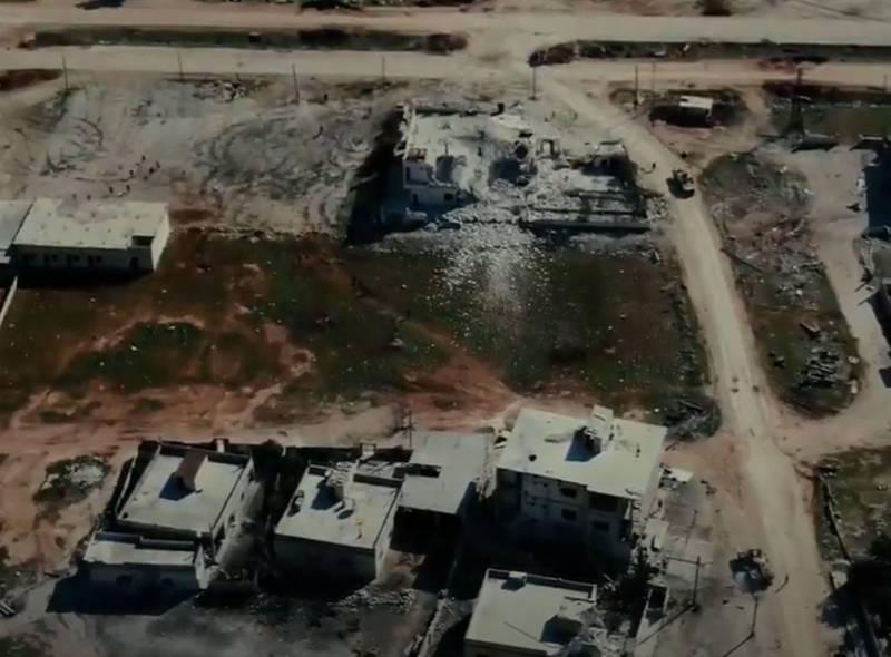 Удары сирийской армии нарушили планы боевиков по перегруппировке и наступлению на юге Идлиба