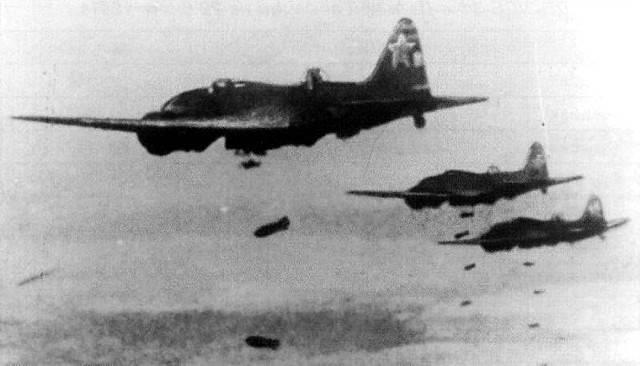 Бомбы на Берлин