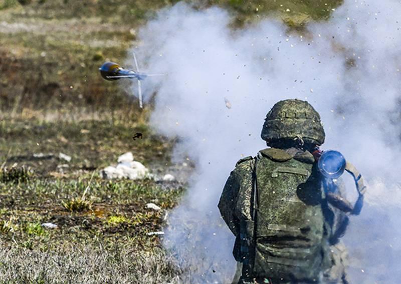 Советский легендарный гранатомёт РПГ-7 получил новый выстрел