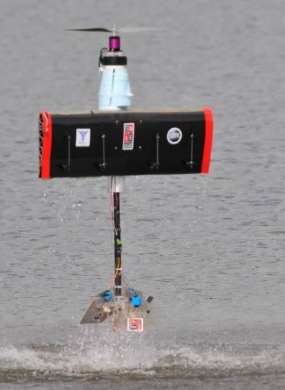 Teoria, prática e perspectivas. Projetos de aeronaves submersíveis americanas