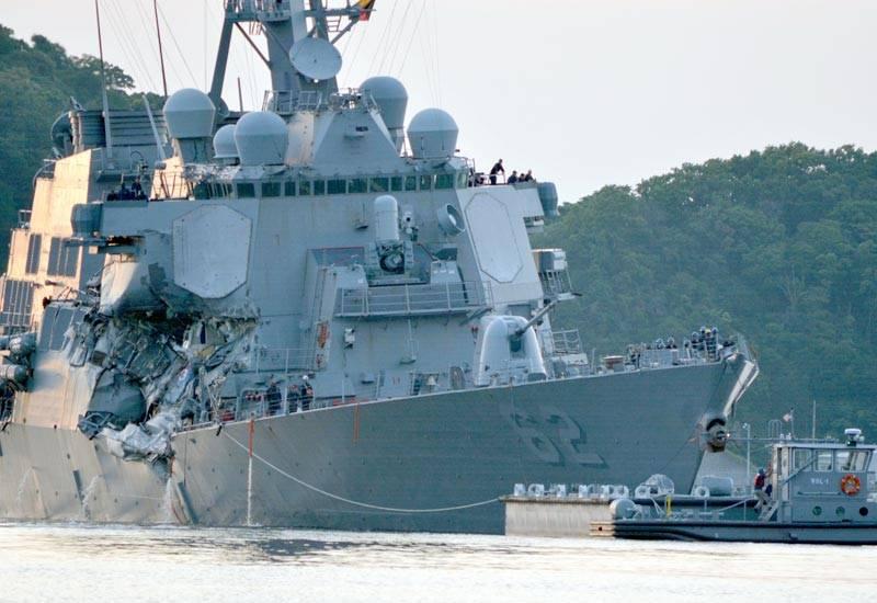 貪欲のための丸薬。 フリゲート艦コンステレーションと駆逐艦アーレイバーク