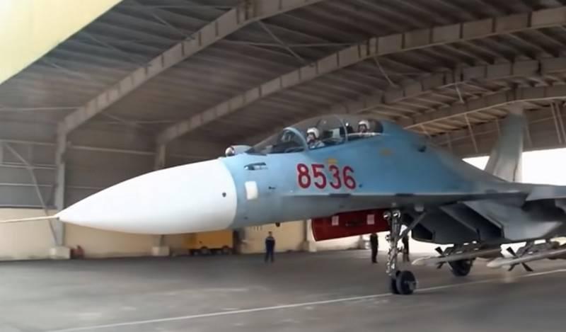 """""""Su-30 现代化的成功"""":越南媒体关于从俄罗斯过渡到自助式战斗机的报道"""