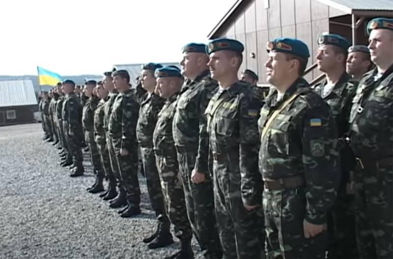 «Исключительно для миротворческой миссии»: Украина отправила очередную группу военнослужащих в Косово