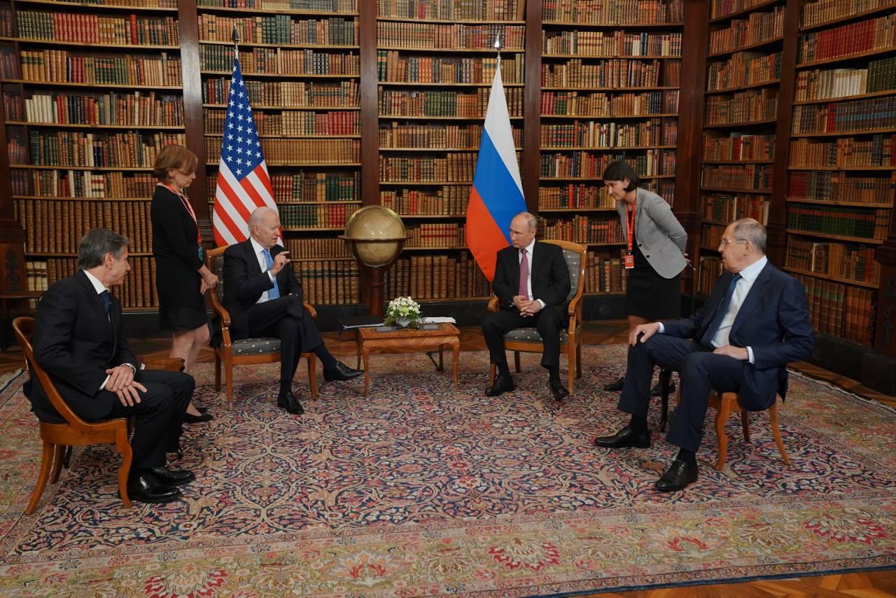 Об итогах встречи Путина и Байдена в Женеве рассказал российский президент