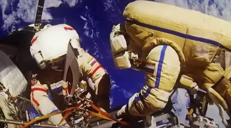 «В России отсутствует миниатюрное разведывательное оборудование»: западная пресса о причинах создания новой орбитальной станции