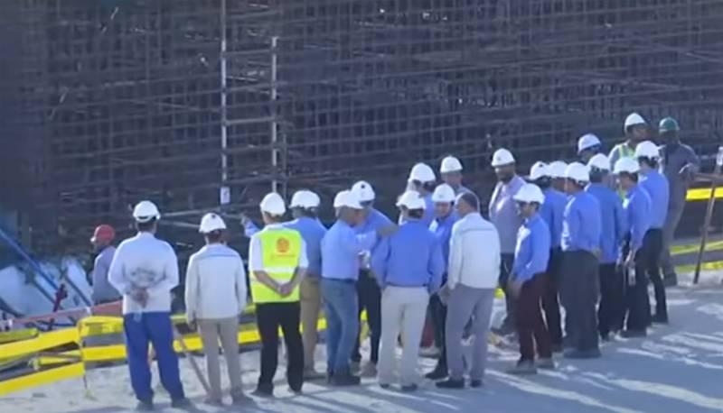 Сообщается об отключении электроснабжения иранской АЭС «Бушер»