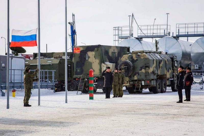 Construction of Arctic air defense base in Tiksi enters home stretch