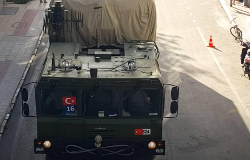 Зарубежная пресса: Турция собирается отправить домой российских специалистов-инструкторов по эксплуатации ЗРК С-400