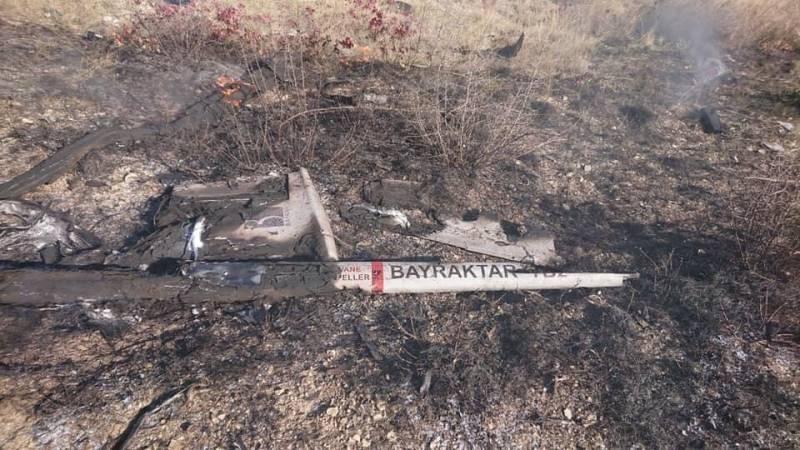 Коммерческие успехи беспилотного авиационного комплекса Bayraktar TB2
