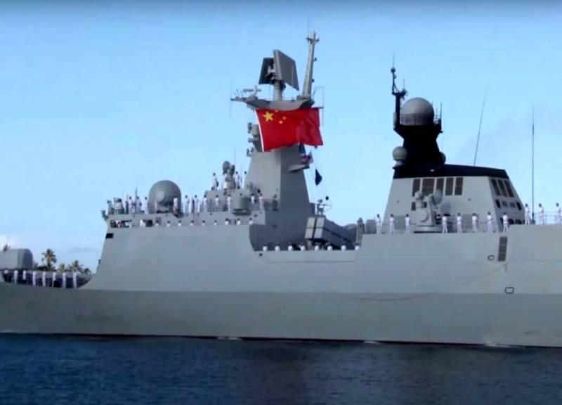США обеспокоены риском появления военно-морской базы Китая в Камбодже