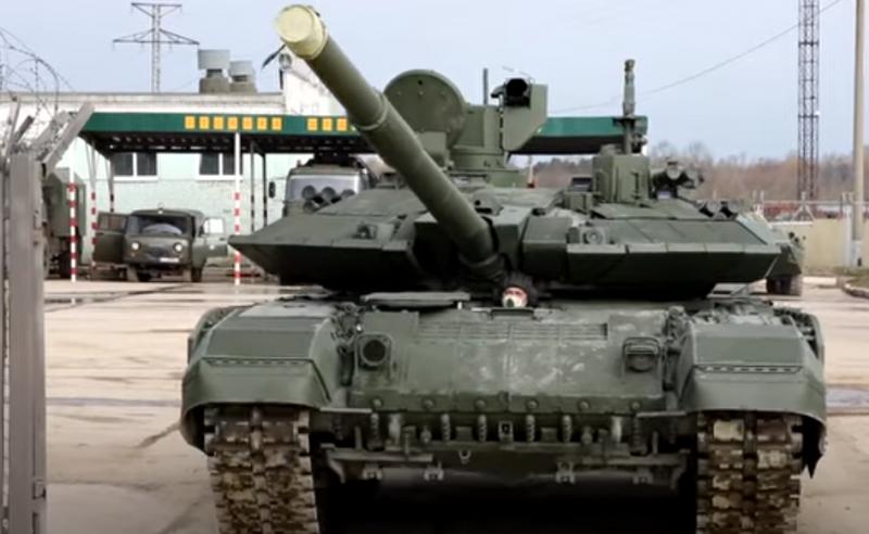 Минобороны усилит южное направление модернизированными танками Т-90М «Прорыв»