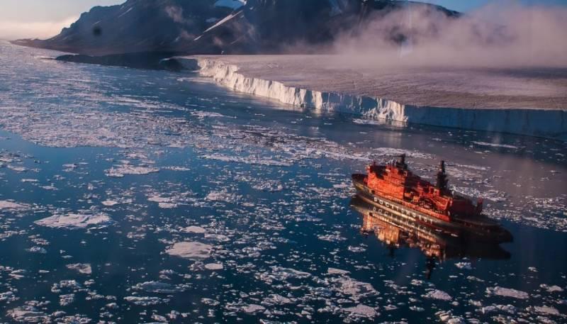 Арктике – российские суда: протекционизм здорового государства