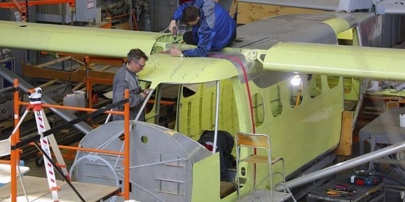 Перспективы многоцелевого самолета ЛМС-901 «Байкал»
