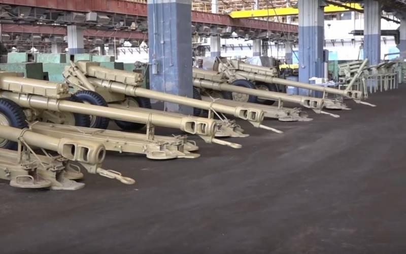 Ирак возрождает советские гаубицы М-46 и Д-30 на восстановленном заводе
