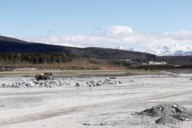 «Станет «глазами и ушами» в Баренцевом море»: в Норвегии строится передовая авиабаза ВВС