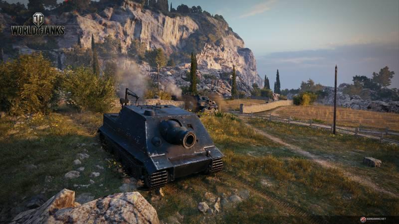 Sturmtiger: 380 миллиметров огневой мощи