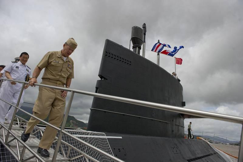 ВМС США планируют уничтожать китайские субмарины с помощью мин и подводных беспилотников