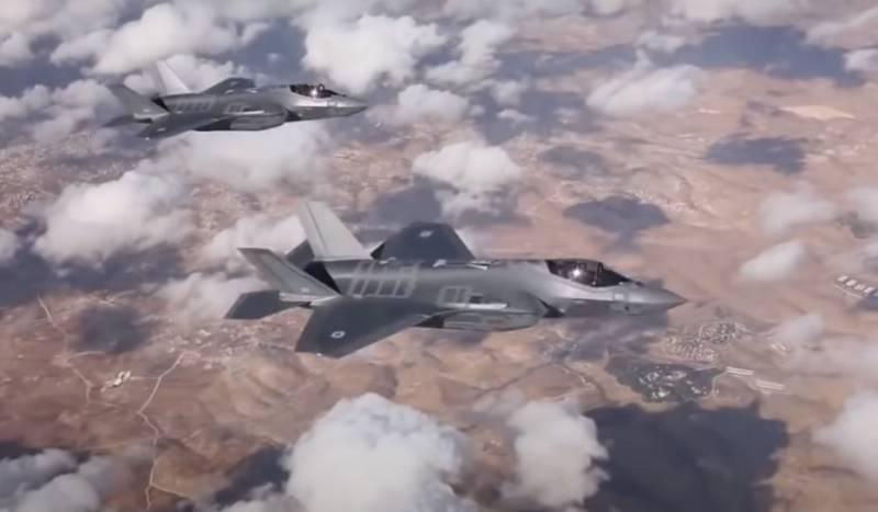Израильские истребители F-35 прибыли в Европу «для борьбы с Ираном»