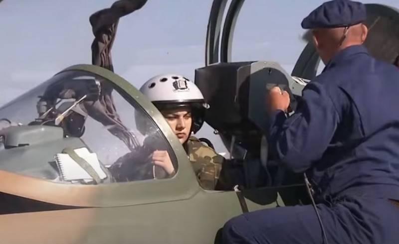 Минобороны анонсировало появление в ВКС РФ первых летчиц-истребителей
