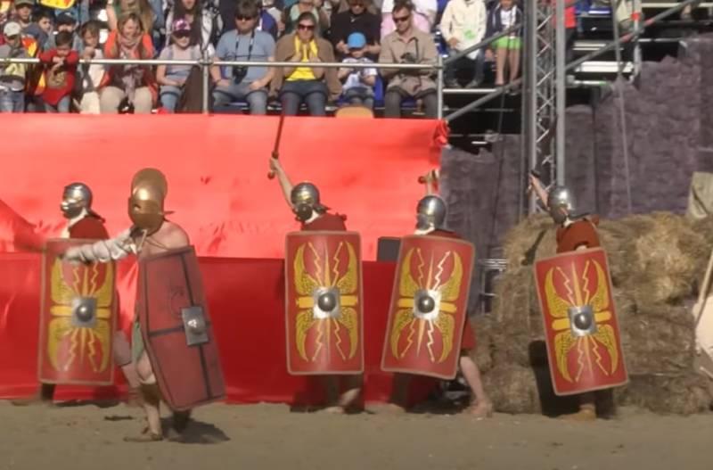 Гладиаторы и гладиаторские бои: взгляд в прошлое