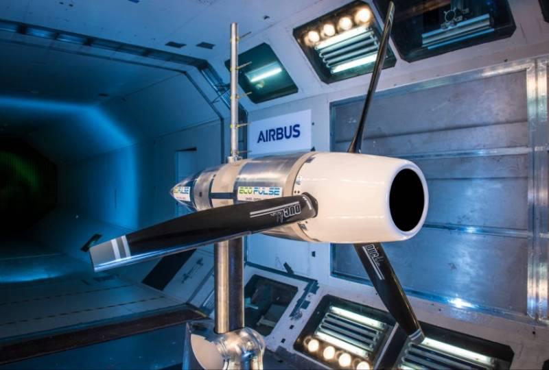 В компании Airbus назвали сроки перевода гражданской авиации на водород
