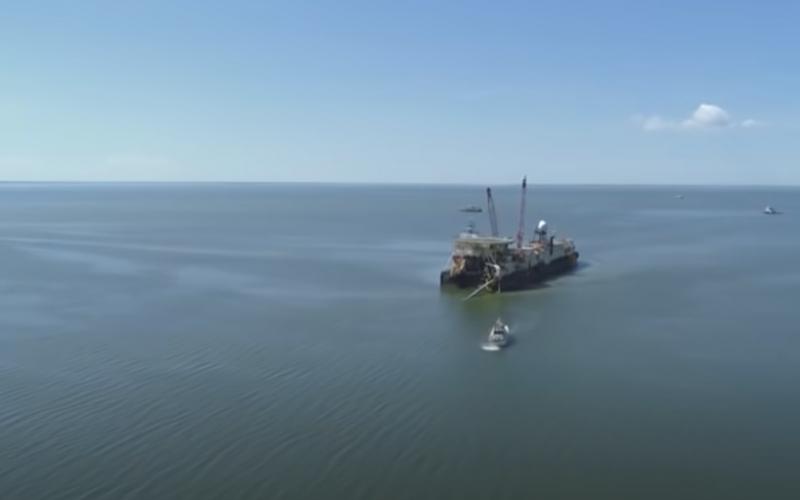 Nord Stream 2AG анонсировал заполнение газом первой нитки «Северного потока - 2»