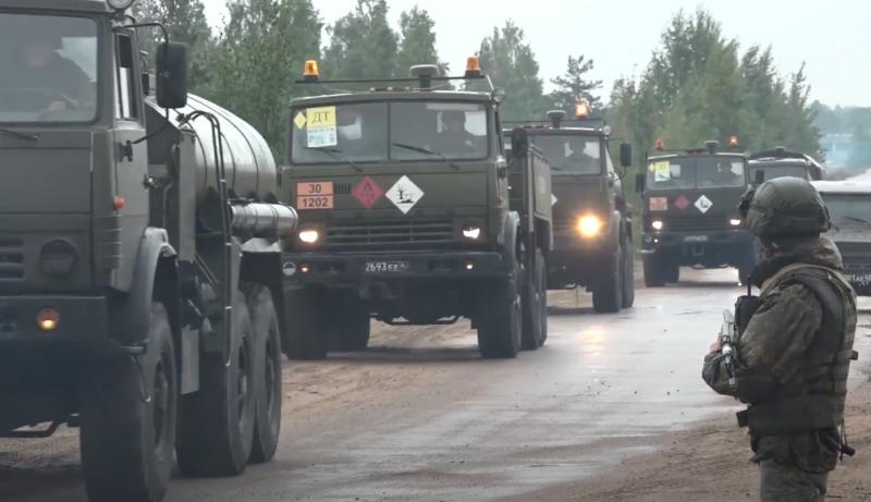 Россия отработает скрытое развёртывание войск на учениях «Запад-2021»