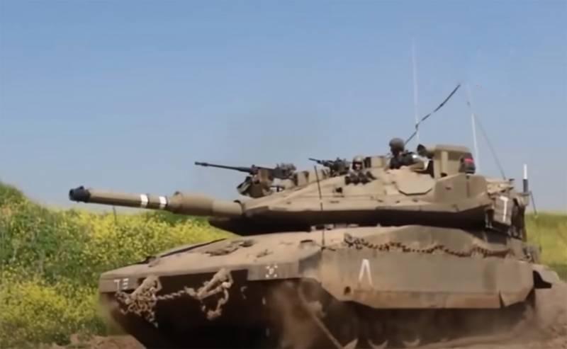 Офицера ЦАХАЛ уволили из армии за обстрел из танка фермеров в Газе