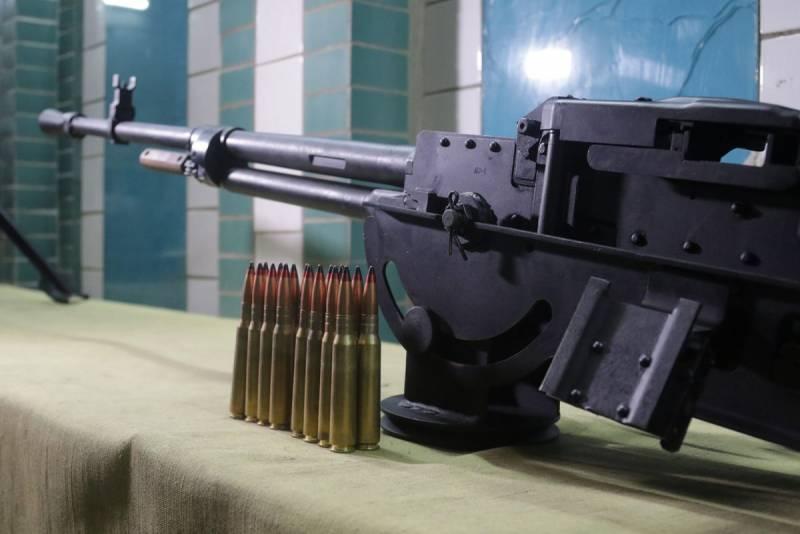 На киевском заводе «Маяк» запустили производство крупнокалиберного пулемёта КТ-12,7