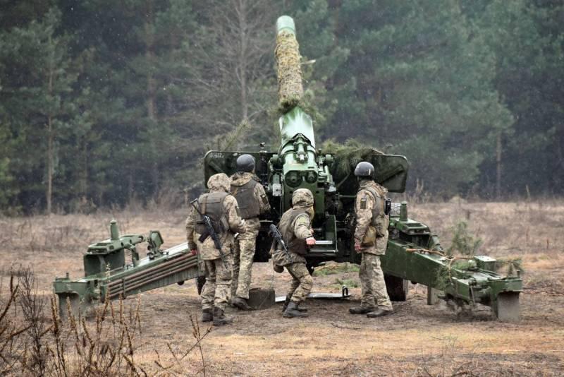 «Ракетами достанем до Урала»: украинцы готовятся к войне на учениях НАТО