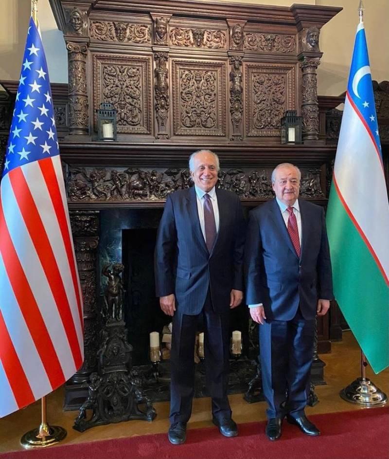 Спецпредставитель США заявил о намерениях повысить потенциал в Казахстане в связи с выводом войск из Афганистана