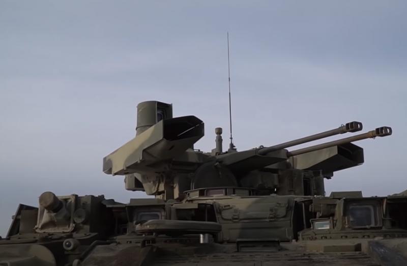 БМПТ «Терминатор» испытают во время учений 90-й танковой дивизии ЦВО