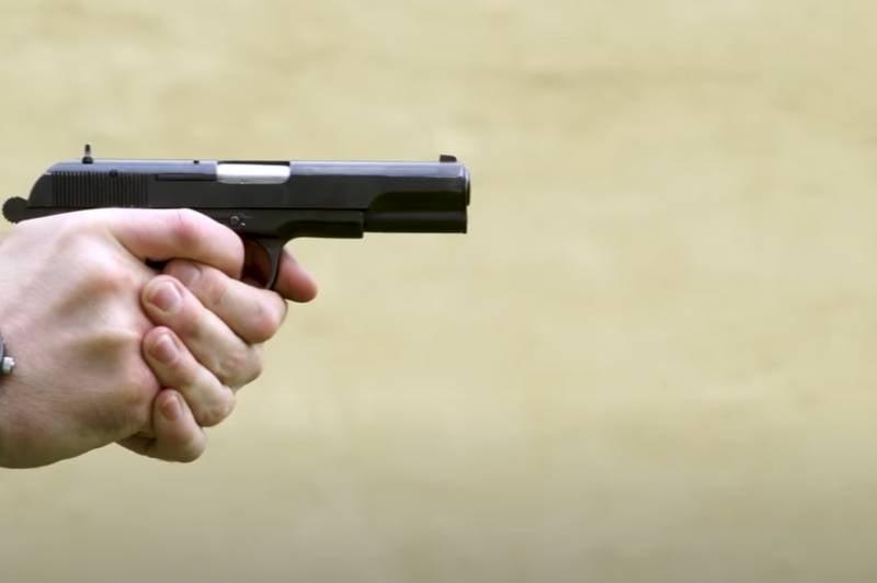 Не теряющее актуальности оружие: пистолет ТТ