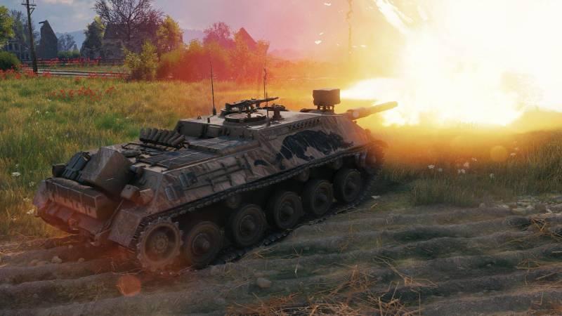 Kanonenjagdpanzer: внутри немецкого истребителя танков