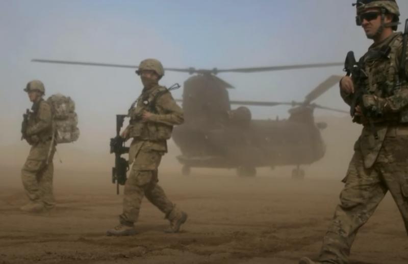 Катар может стать территорией для размещения выводимых из Афганистана войск США и НАТО
