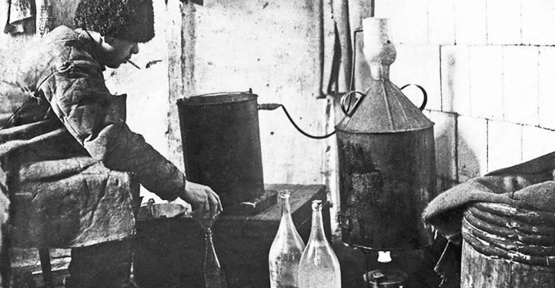 Проблема пьянства в Российской империи