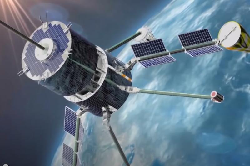 Названы сроки начала реализации программы создания глобальной спутниковой группировки «Сфера»
