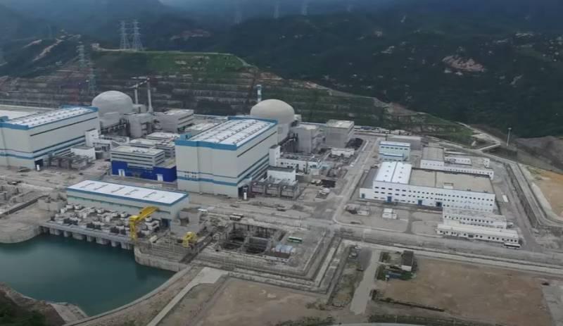 Делают из мухи слона: китайский физик-ядерщик о репортаже CNN по утечке на АЭС Тайшань
