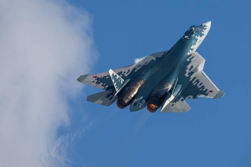 Планируется разработка экспортного варианта истребителя Су-57