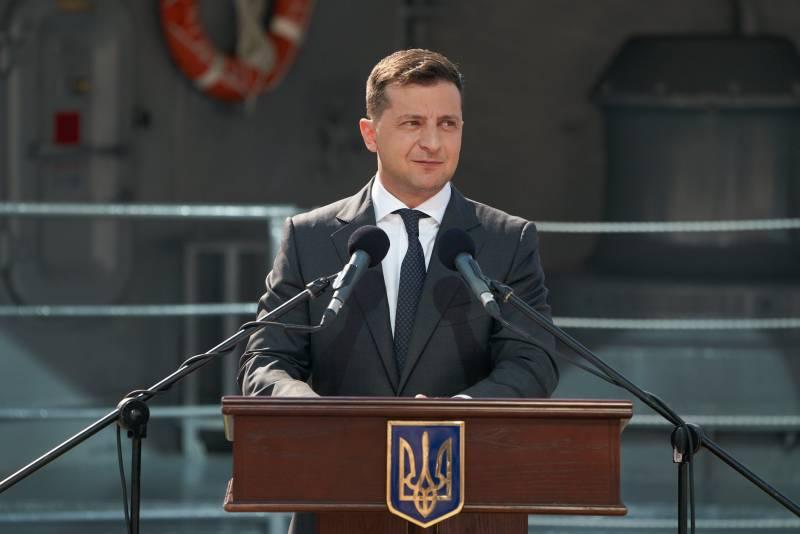 Зеленский: Если Запад прекратит оказывать военную помощь, проблему Донбасса решим самостоятельно